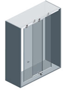 Ducloset Simple - Top Sliding Door System