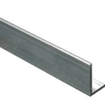 "NYM3049M-16 (1/2"" x 1-1/2""x 1/8')Angle-UNEQUAL LEGS"
